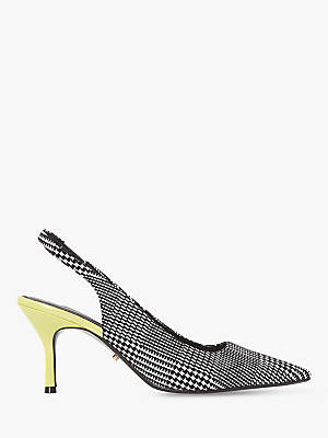 Dune Cherubb Slingback Court Shoes