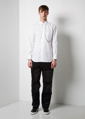 Comme des Garçons Shirt Man Corduroy Pant $795 thestylecure.com
