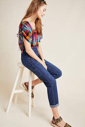 Pilcro and the Letterpress Pilcro Relaxed Carpenter Jeans
