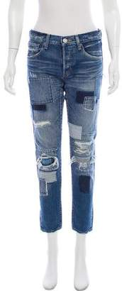 Moussy 2017 Mid-Rise Jeans w/ Tags