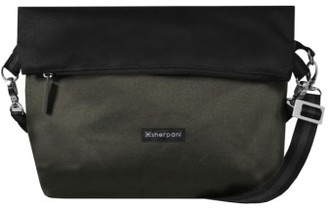 Sherpani Vale Reversible Crossbody Bag - Grey $58 thestylecure.com