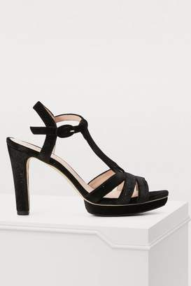 Repetto Bikini strapped sandals