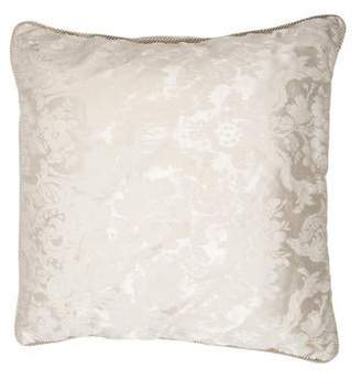 Waterford Rope-Trimmed Throw Pillow