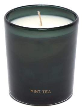 Perfumer H - Mint Tea Scented Candle - Blue