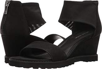 Pelle Moda Women's Ricki-nu Wedge Sandal