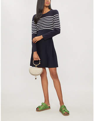 Claudie Pierlot Maillon knitted dress
