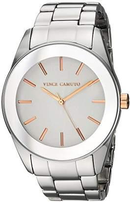 Vince Camuto Women's VC/5343SVRT -Tone Bracelet Watch