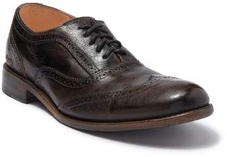 Bed Stu Bed|Stu Corsico Leather Wingtip Oxford