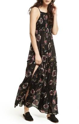 Women's Free People Garden Party Maxi Dress $128 thestylecure.com