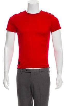 Christian Dior Crew Neck Short Sleeve T-Shirt