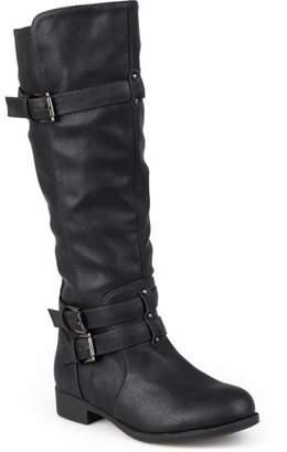 Co Brinley Women's Tall Buckle Detail Boots