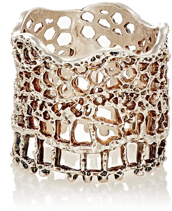 Aurelie Bidermann Aurélie Bidermann AURÉLIE BIDERMANN WOMEN'S VINTAGE LACE RING
