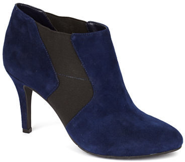 Arturo Chiang Marcey Leather Booties