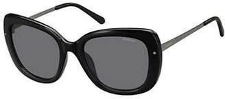 Polaroid 53mm Polarized Square Sunglasses