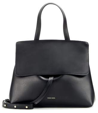 Mansur Gavriel Lady leather shoulder bag