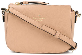 Kate Spade printed logo shoulder bag