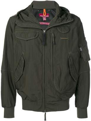 Parajumpers hooded raincoat