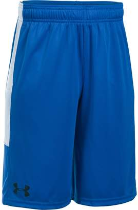Under Armour Boys 8-20 Solid Stunt Shorts