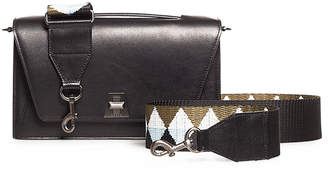 Akris Anouk Soft Leather City Clutch Bag