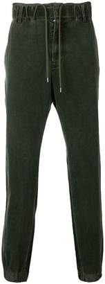 Sacai drawstring trousers