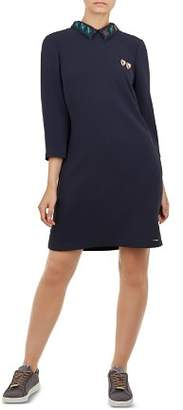Ted Baker Colour by Numbers Delphin Shift Dress