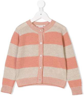 Bonpoint striped cardigan