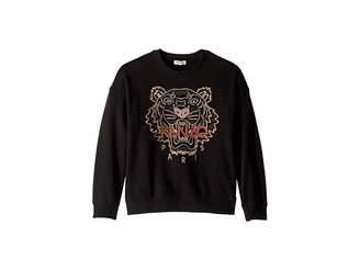 Kenzo Copper Tiger Sweater (Big Kids)