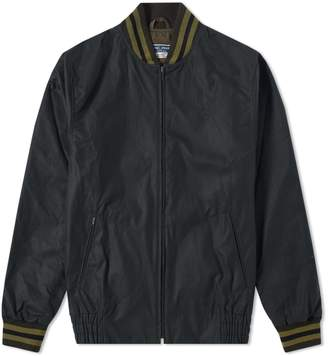 Fred Perry Made in England Original Waxed Tennis Bomber Jacket