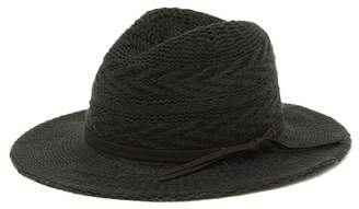 SAN DIEGO HAT Packable Knit Fedora