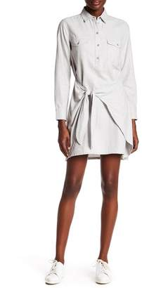 Club Monaco Ladore Front Button Dress