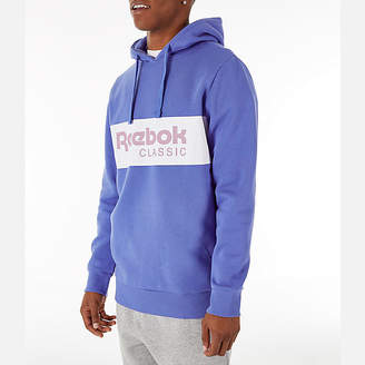 Reebok Men's Classics Over The Head Hoodie