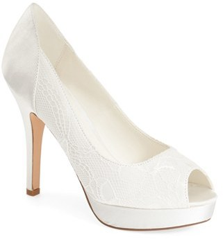 Women's Menbur 'Emma' Peep Toe Pump $114.95 thestylecure.com