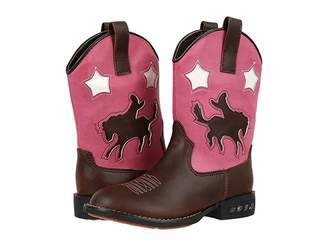 Roper Western Lights Cowboy Boots (Toddler/Little Kid)