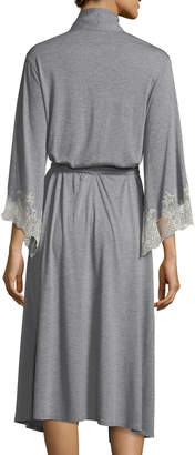 Natori Luxe Shangri-La Knit Robe