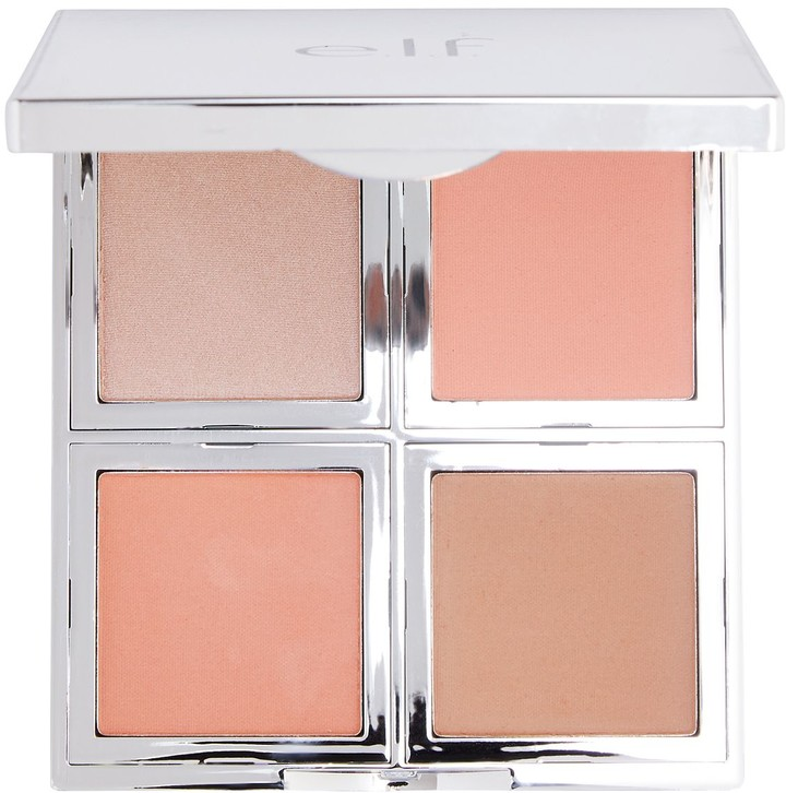 E.L.F. e.l.f. Beautifully Bare Natural Glow Face Palette