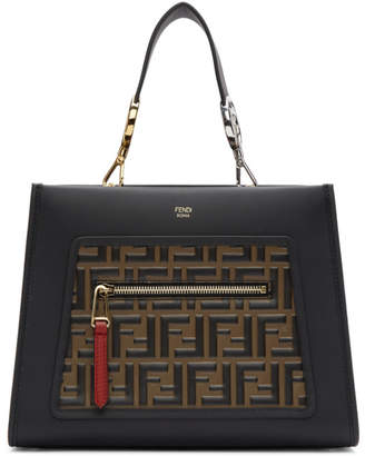 Fendi Black Small Forever Runaway Bag