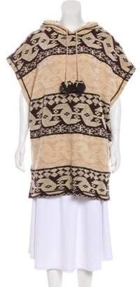 Olga Maison Pullover Hooded Sweater