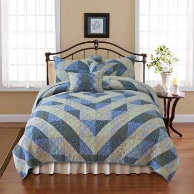 Nostalgia HomeTM Dylan Standard Pillow Sham