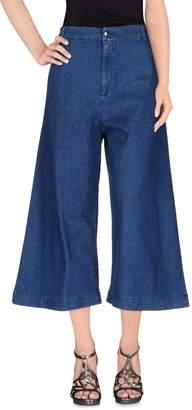 THE SEAFARER Denim pants - Item 42537483KK