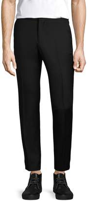The Kooples Men's Tailor Wool Straight Fit Trousers