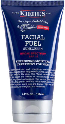 Kiehl's Kiehl Since 1851 Facial Fuel Energizing Moisture Treatment For Men Sunscreen Spf 15, 4.2-oz.