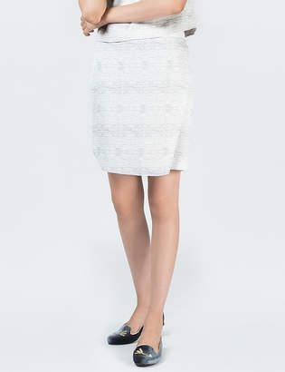O'2nd 1 by Light Grey Bahia PT Wrap Skirt