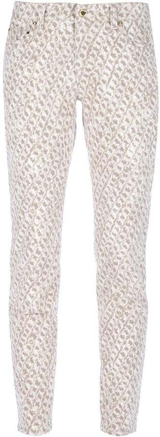 MICHAEL Michael Kors printed slim trouser