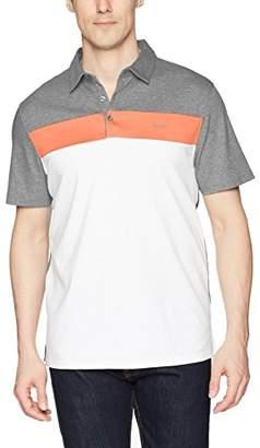 Calvin Klein Men Liquid Cotton Polo Shirt