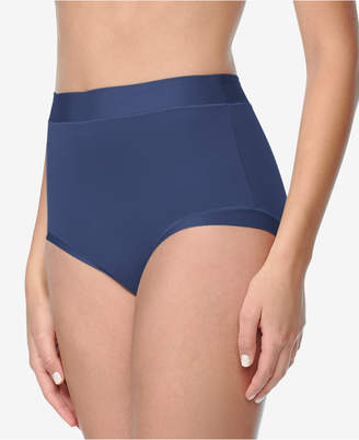 Warner's Women's Plus Size Easy Does It Stretch Brief RS9301P