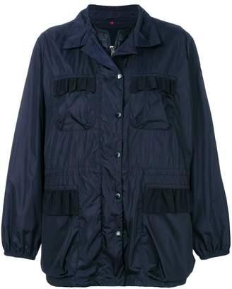 Moncler detachable gilet rain jacket