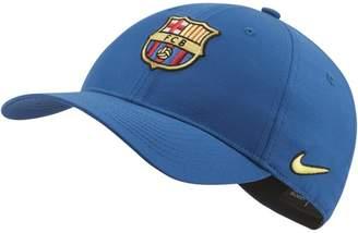 best service 0f091 4494b Nike Dri-FIT FC Barcelona Adjustable Hat