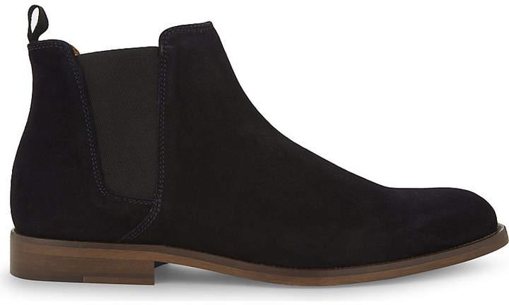 Aldo Vianello leather Chelsea boots