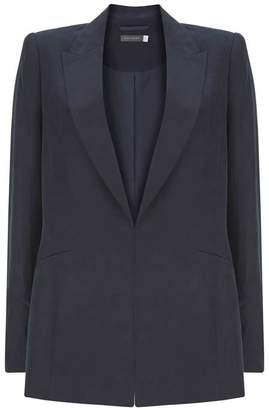 Mint Velvet Navy Tailored Blazer