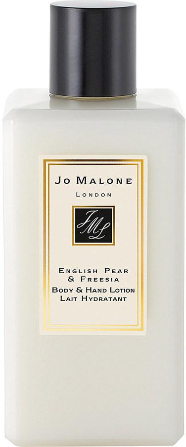 JO MALONE LONDON English Pear & Freesia body & hand lotion 250ml
